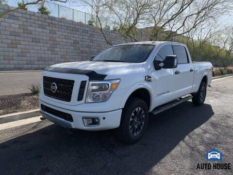 2017 Nissan Titan XD for sale at AUTO HOUSE TEMPE in Tempe AZ