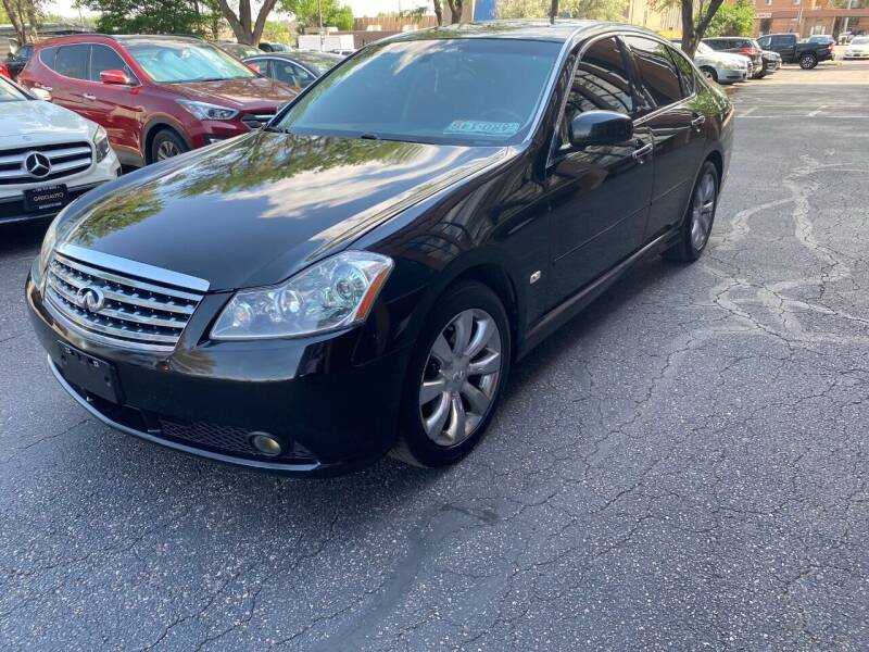 2007 Infiniti M35 for sale at AROUND THE WORLD AUTO SALES in Denver CO