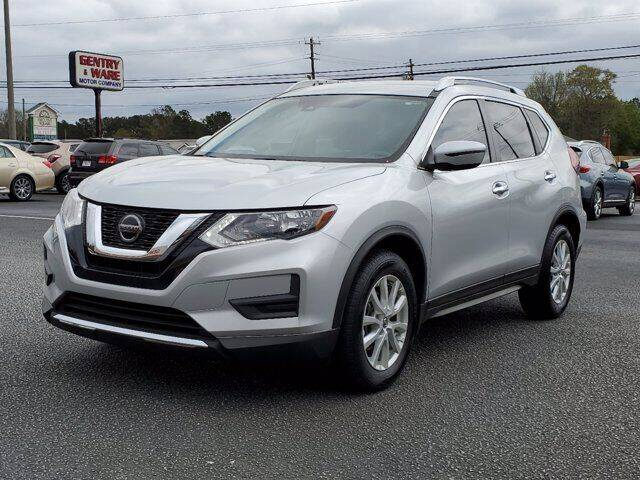 2019 Nissan Rogue for sale at Gentry & Ware Motor Co. in Opelika AL