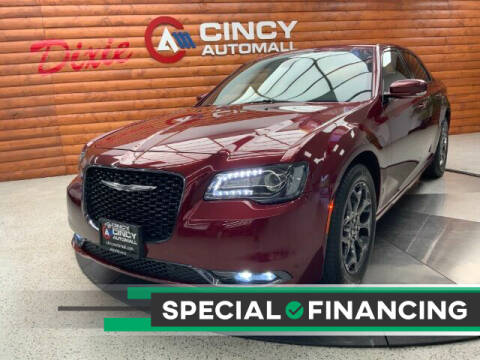 2018 Chrysler 300 for sale at Dixie Motors in Fairfield OH