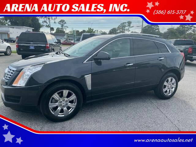 2014 Cadillac SRX for sale at ARENA AUTO SALES,  INC. in Holly Hill FL