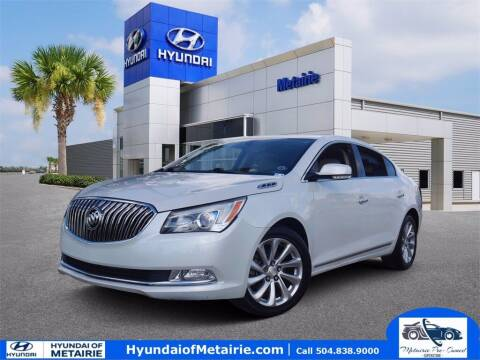 2016 Buick LaCrosse for sale at Metairie Preowned Superstore in Metairie LA
