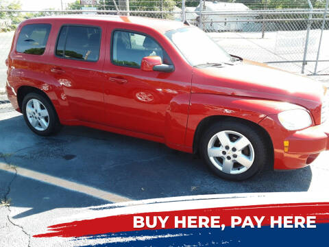 2011 Chevrolet HHR for sale at A-1 Auto Sales in Anderson SC