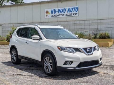 2015 Nissan Rogue for sale at Nu-Way Auto Ocean Springs in Ocean Springs MS