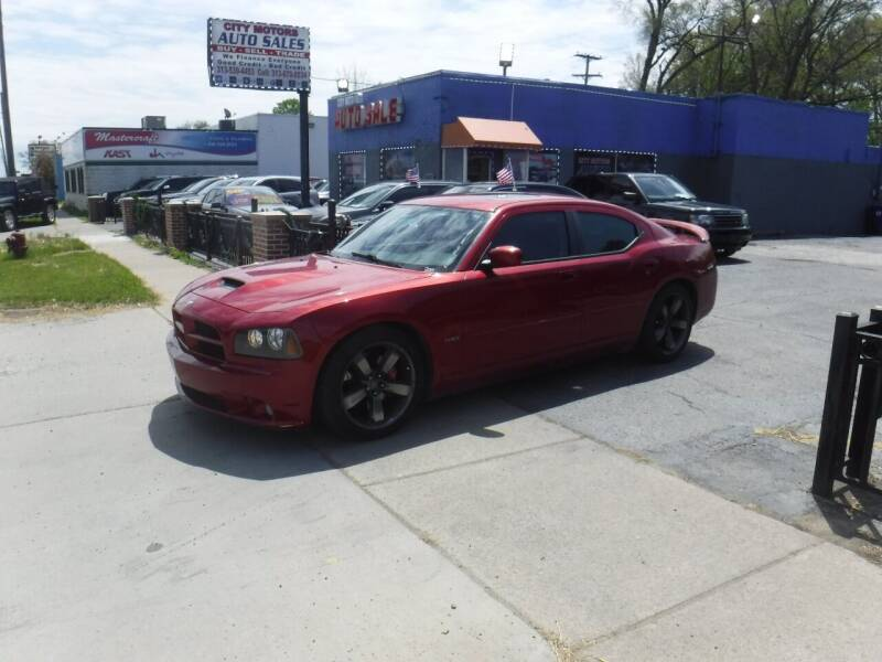 2006 Dodge Charger for sale at City Motors Auto Sale LLC in Redford MI