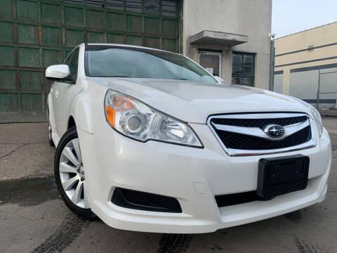 2011 Subaru Legacy for sale at O A Auto Sale in Paterson NJ