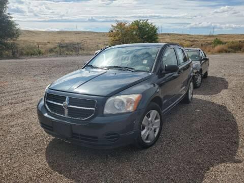 2007 Dodge Caliber for sale at PYRAMID MOTORS - Pueblo Lot in Pueblo CO
