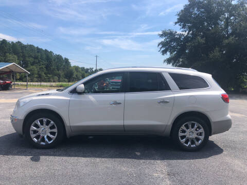2012 Buick Enclave for sale at Owens Auto Sales in Norman Park GA