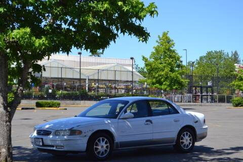 1998 Buick Regal for sale at Skyline Motors Auto Sales in Tacoma WA