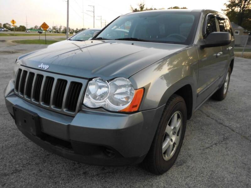 2008 Jeep Grand Cherokee for sale at Cycle M in Machesney Park IL
