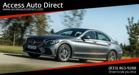 2019 Mercedes-Benz C-Class for sale at Access Auto Direct in Baldwin NY