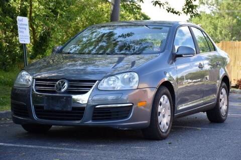 2006 Volkswagen Jetta for sale at Wheel Deal Auto Sales LLC in Norfolk VA