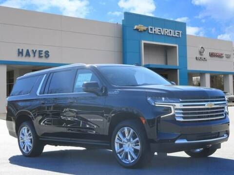 2021 Chevrolet Suburban for sale at HAYES CHEVROLET Buick GMC Cadillac Inc in Alto GA