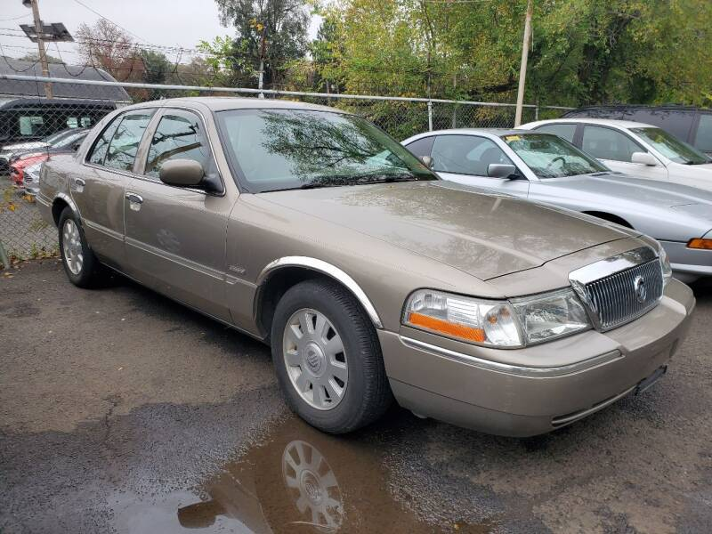 2005 Mercury Grand Marquis for sale at New Plainfield Auto Sales in Plainfield NJ