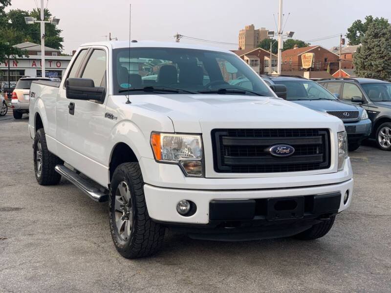 2014 Ford F-150 for sale at IMPORT Motors in Saint Louis MO