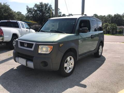 2003 Honda Element for sale at Popular Imports Auto Sales in Gainesville FL