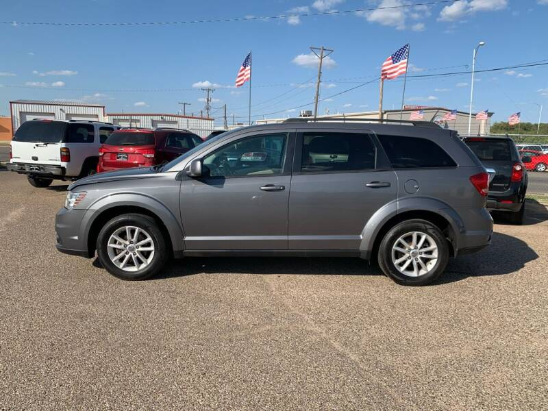 2012 Dodge Journey for sale at Chaparral Motors in Lubbock TX