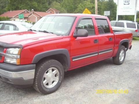 2005 Chevrolet Silverado 1500 for sale at Motors 46 in Belvidere NJ
