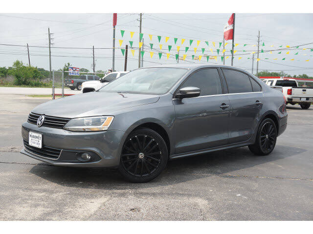 2014 Volkswagen Jetta for sale at Maroney Auto Sales in Humble TX