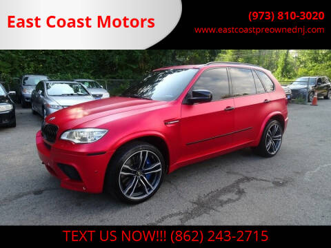 2013 BMW X5 M for sale at East Coast Motors in Lake Hopatcong NJ