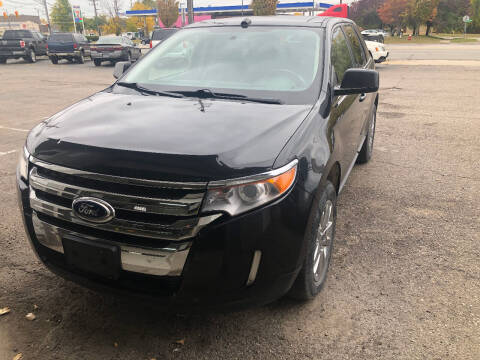 2011 Ford Edge for sale at D and D All American Financing in Warren MI