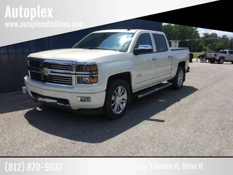 2014 Chevrolet Silverado 1500 for sale at Autoplex in Sullivan IN