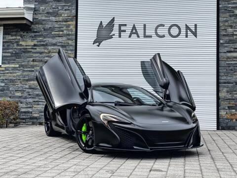 2015 McLaren 650S Spider for sale at FALCON AUTO BROKERS LLC in Orlando FL