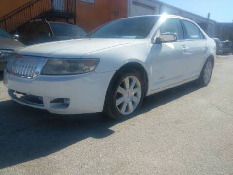 2007 Lincoln MKZ for sale at JacksonvilleMotorMall.com in Jacksonville FL