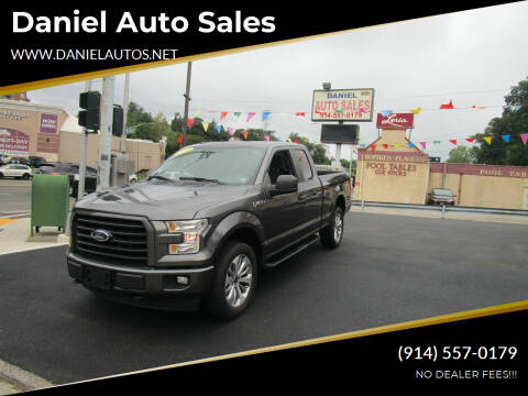 2017 Ford F-150 for sale at Daniel Auto Sales in Yonkers NY