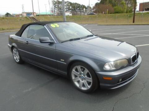 2003 BMW 3 Series for sale at Atlanta Auto Max in Norcross GA