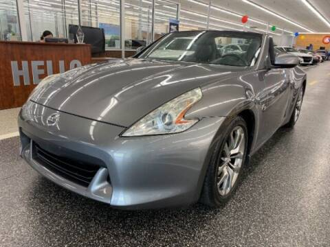 2012 Nissan 370Z for sale at Dixie Imports in Fairfield OH