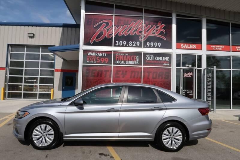 2019 Volkswagen Jetta for sale in Bloomington, IL