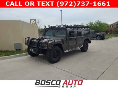 2000 n/a Hummer for sale at Bosco Auto Group in Flower Mound TX