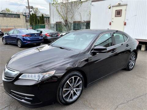 2016 Acura TLX for sale at Exem United in Plainfield NJ
