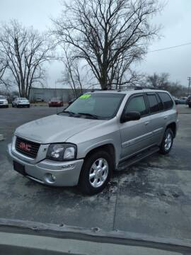 2005 GMC Envoy for sale at D and D All American Financing in Warren MI