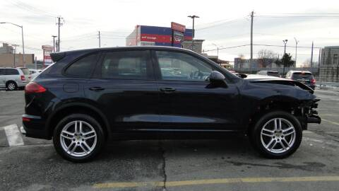 2016 Porsche Cayenne for sale at AFFORDABLE MOTORS OF BROOKLYN in Brooklyn NY