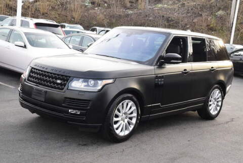 2017 Land Rover Range Rover for sale at Automall Collection in Peabody MA