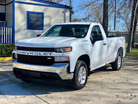 2019 Chevrolet Silverado 1500 for sale at USA Car Sales in Houston TX