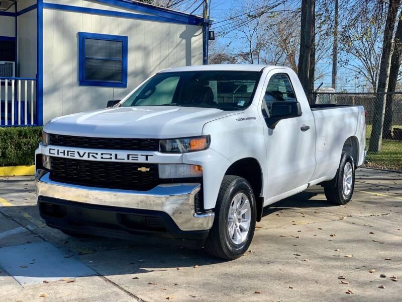 2019 Chevrolet Silverado 1500 for sale at USA Car Sales in Houston TX