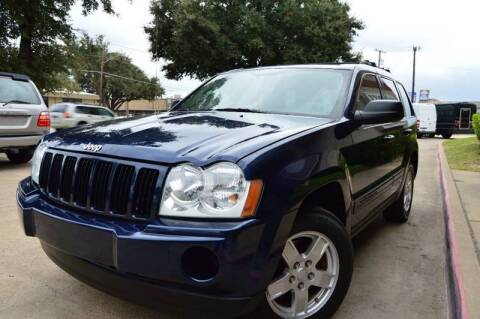 2006 Jeep Grand Cherokee for sale at E-Auto Groups in Dallas TX