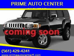 2007 HUMMER H3 for sale at PRIME AUTO CENTER in Palm Springs FL