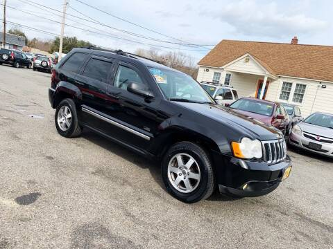 2008 Jeep Grand Cherokee for sale at New Wave Auto of Vineland in Vineland NJ