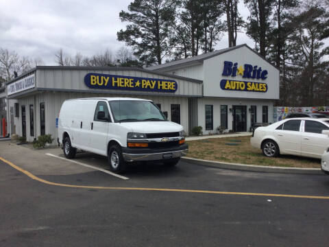 2013 Chevrolet Express Cargo for sale at Bi Rite Auto Sales in Seaford DE