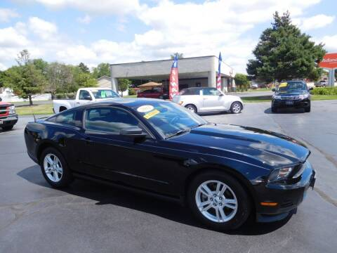 2012 Ford Mustang for sale at North State Motors in Belvidere IL