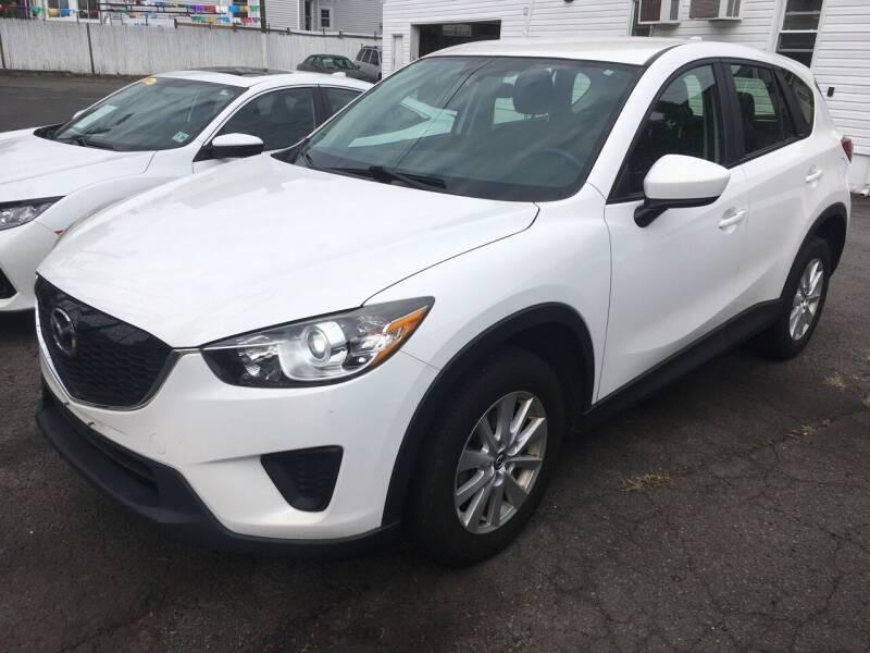 2014 Mazda CX-5 for sale at B & M Auto Sales INC in Elizabeth NJ