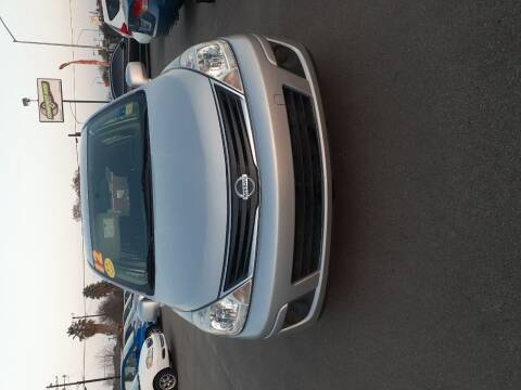 2012 Nissan Versa for sale at COMMUNITY AUTO in Fresno CA