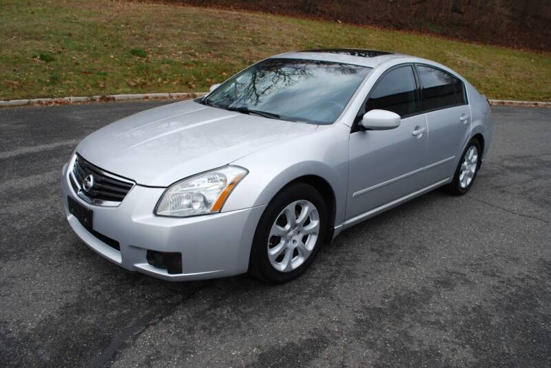 2007 Nissan Maxima for sale at New Milford Motors in New Milford CT