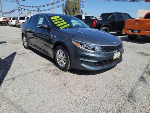 2016 Kia Optima for sale at La Playita Auto Sales Tulare in Tulare CA