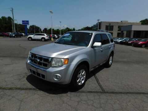 2010 Ford Escape for sale at Paniagua Auto Mall in Dalton GA