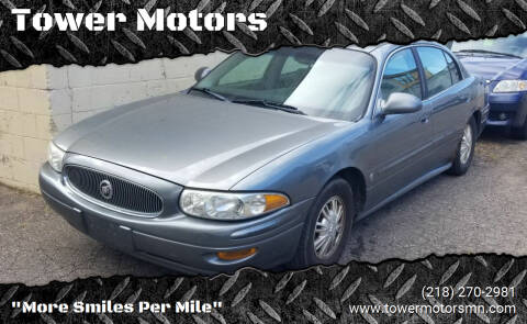 2005 Buick LeSabre for sale at Tower Motors in Brainerd MN